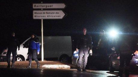 Francia, nuovo attacco contro istituto di religiosi. Uccisa una donna, il killer è in fuga. foto rsi.ch