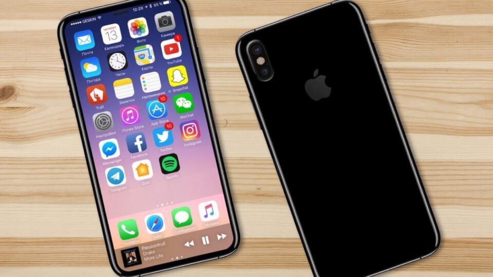 Apple iPhone 8, rumors uscita, caratteristiche e prezzo