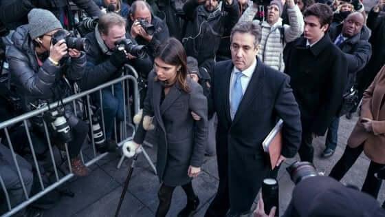 Russiagate: Cohen, ex avvocato di Trump, condannato a 3 anni di carcere