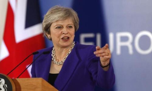Brexit, a gennaio 2019 il voto sull'accordo