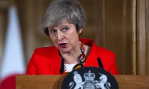 Brexit, il parlamento UK al voto