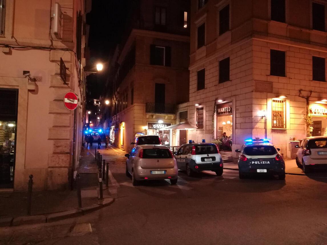 Lazio-Siviglia, maxi-rissa a Roma